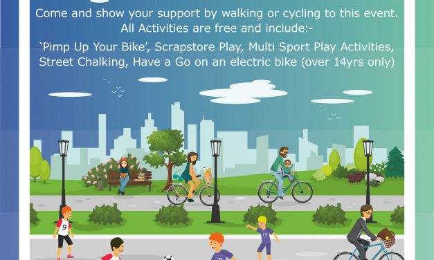Car Free Sunday – can you help?