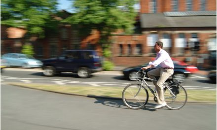Get On Your Bike To Help Fight The Virus