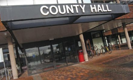 Inadequate bid by county council for active travel money