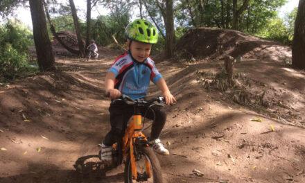 Bike Worcester support Blood Sweat & Trails